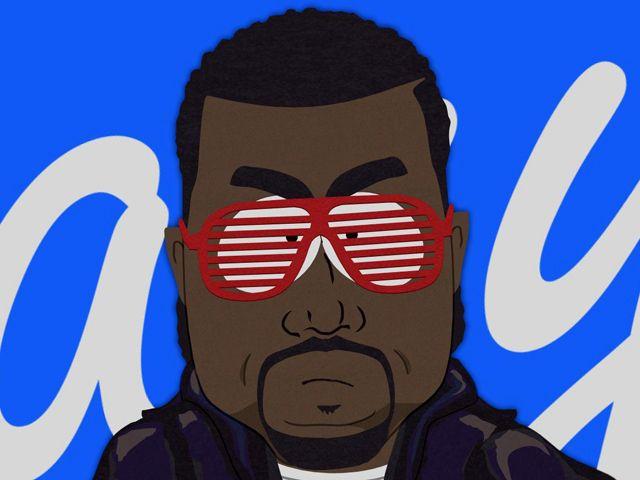 Kanye gay fish episode daughter